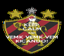 KEEP CALM AND VEMK VEMK VEM KICANDO! - Personalised Poster A4 size