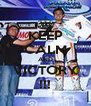 KEEP CALM AND VICTORY !!! - Personalised Poster A4 size