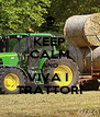 KEEP CALM AND VIVA I  TRATTORI - Personalised Poster A4 size