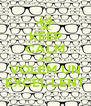 KEEP CALM AND VOLEM UN EXCEL·LENT - Personalised Poster A4 size