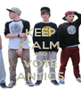 KEEP CALM AND VOTE ANTICS - Personalised Poster A4 size
