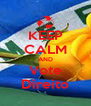 KEEP CALM AND Vote Direito - Personalised Poster A4 size