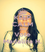 KEEP CALM AND Vote Madalina H. - Personalised Poster A4 size