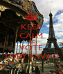 KEEP CALM AND VOTE TOBY KWAN - Personalised Poster A4 size