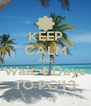 KEEP CALM AND Wait 4 Days TO PC'13 - Personalised Poster A4 size