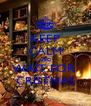 KEEP CALM AND WAIT FOR  CRISTMAS - Personalised Poster A4 size