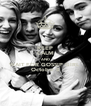 KEEP CALM AND WAIT FOR GOSSIP GIRL October 8 - Personalised Poster A4 size