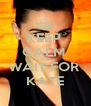 KEEP  CALM  AND WAIT FOR  KATE - Personalised Poster A4 size