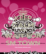 KEEP CALM AND WAIT FOR SM TOWN - Personalised Poster A4 size