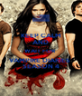 KEEP CALM AND WAIT FOR  VAMPIRE DIARIES  SEASON 4 - Personalised Poster A4 size