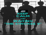 "KEEP CALM AND WAITING ""THE STROKES V"" - Personalised Poster A4 size"