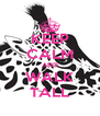 KEEP CALM AND WALK TALL - Personalised Poster A4 size