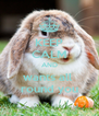 KEEP CALM AND wants all  round you - Personalised Poster A4 size