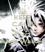 KEEP CALM AND watch Allen Walker - Personalised Poster A4 size