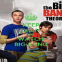 KEEP CALM AND WATCH BIG BANG - Personalised Poster A4 size