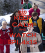 KEEP CALM AND WATCH EPI..4x15 - Personalised Poster A4 size