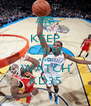 KEEP CALM AND WATCH KD35 - Personalised Poster A4 size