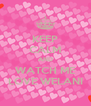KEEP CALM AND WATCH ME LOVE WELANI - Personalised Poster A4 size