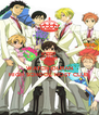 KEEP CALM AND WATCH OURAN HIGH SCHOOL HOST CLUB - Personalised Poster A4 size