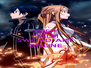 KEEP CALM AND WATCH SWORD ART ONLINE - Personalised Poster A4 size