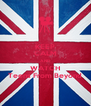 KEEP CALM AND WATCH Teens From Beyond - Personalised Poster A4 size