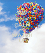 KEEP CALM AND WATCH UP - Personalised Poster A4 size