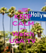KEEP CALM and Watch USA TV - Personalised Poster A4 size