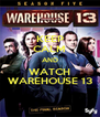 KEEP CALM AND WATCH WAREHOUSE 13 - Personalised Poster A4 size
