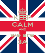 KEEP CALM AND we are 3A - Personalised Poster A4 size