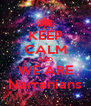 KEEP CALM AND WE ARE Narranians - Personalised Poster A4 size