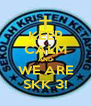 KEEP CALM AND WE ARE SKK 3! - Personalised Poster A4 size
