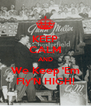 KEEP CALM AND We Keep 'Em Fly'N HIGH! - Personalised Poster A4 size