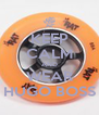 KEEP CALM AND WEAR HUGO BOSS - Personalised Poster A4 size