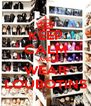KEEP CALM AND WEAR LOUBOTINS - Personalised Poster A4 size