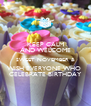 KEEP CALM AND WELCOME  SWEET NOVEMBER &  WISH EVERYONE WHO  CELEBRATE BIRTHDAY - Personalised Poster A4 size