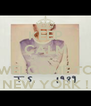 KEEP CALM AND WELCOME TO NEW YORK ! - Personalised Poster A4 size