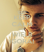 KEEP CALM AND WIELB IGORA! - Personalised Poster A4 size