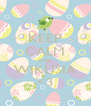 KEEP CALM AND WIKUSIA <3 - Personalised Poster A4 size