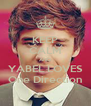 KEEP CALM AND YABEL LOVES One Direction - Personalised Poster A4 size
