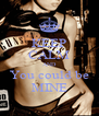 KEEP CALM AND You could be MINE - Personalised Poster A4 size