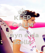 KEEP CALM AND Zayn é da Stella - Personalised Poster A4 size
