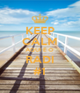KEEP CALM AQUI É O RADI #1 - Personalised Poster A4 size