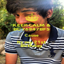 KEEP CALM & BC 76847BF5 Cause Its my 21st Birthday - Personalised Poster A4 size