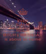 KEEP CALM because BITCH's BIRTHDAY is about to come - Personalised Poster A4 size