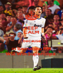 KEEP CALM 'because in Bernabeu RM Will Win Supercopa  - Personalised Poster A4 size