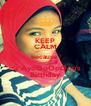 KEEP CALM Because  it's AyoOoOoOou's Birthday - Personalised Poster A4 size