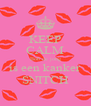 KEEP CALM Bob de jong is een kanker SNITCH - Personalised Poster A4 size