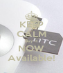 KEEP CALM Buy it NOW Available! - Personalised Poster A4 size
