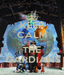 KEEP CALM CALL THE  GARDIANS - Personalised Poster A4 size