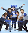 KEEP CALM cause 1D3D comes out in 08/30/13 - Personalised Poster A4 size